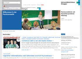 psychosomatik.uk-erlangen.de