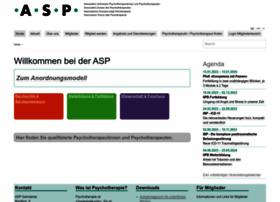 psychotherapie.ch
