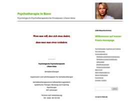 psychotherapiebonn.net