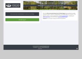 psychpool-ohio.sona-systems.com