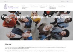 psychtesting.org.uk