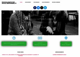 psysr.org