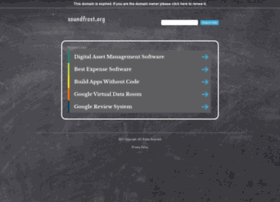 pt.soundfrost.org