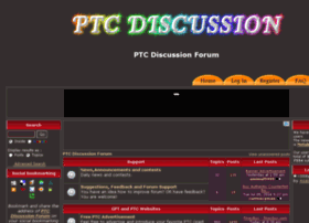 ptcdiscussionforum.com