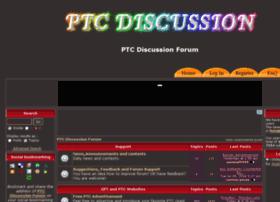ptcdiscussionforum.com