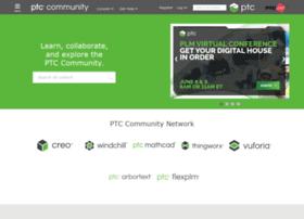 ptcusercommunity.com