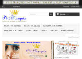 ptitmarquis.com
