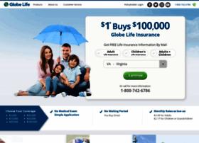 ptqg.globelifeinsurance.com