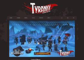 ptr.tyranny-guild.com