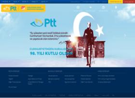 ptt.com.tr