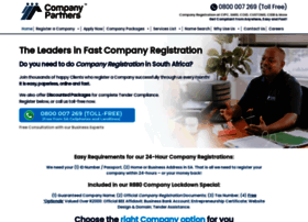 ptycompanyregistration.co.za