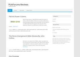 puaforums.com