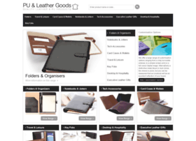 puandleathergoods.co.uk