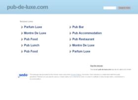 pub-de-luxe.com
