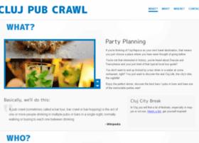 pubcrawl.clujlife.com