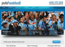 pubfootball.com