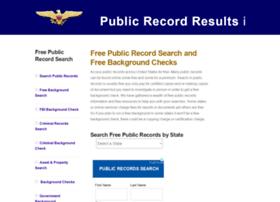 public-record-results.com