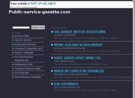 public-service-gazette.com