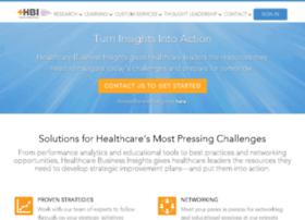 public.healthcarebusinessinsights.com
