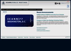 public.icann.org