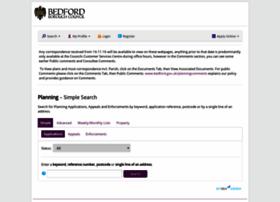 publicaccess.bedford.gov.uk