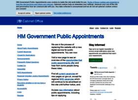 publicappointments.cabinetoffice.gov.uk