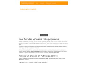 publicaqui.com.ve