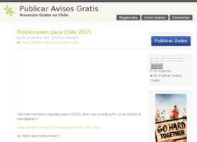 publicaravisosgratis.cl