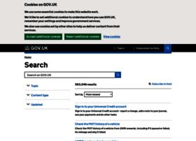 publications.cabinetoffice.gov.uk