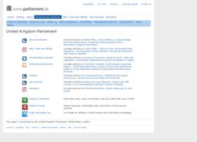 publications.parliament.uk