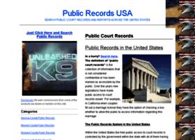 publiccourtrecordsus.com