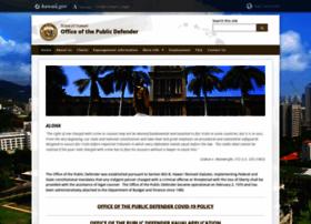 publicdefender.hawaii.gov