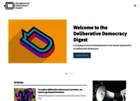 publicdeliberation.net