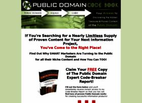 publicdomaincodebook.com
