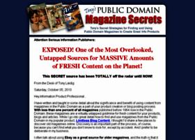 publicdomainmagazinesecrets.com