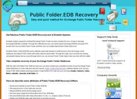 publicfolder.edbrecoverysoftware.com