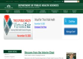 publichealth.uncc.edu
