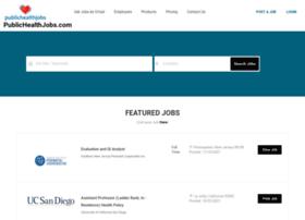 publichealthjobs.com