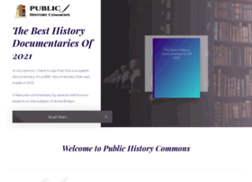 publichistorycommons.org