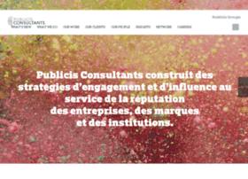 publicis-consultants.fr