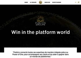 publicisgroupe.com