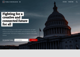 publicknowledge.org