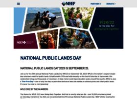 publiclandsday.com