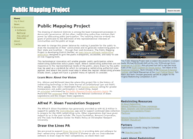 publicmapping.org