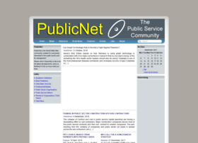 publicnet.co.uk