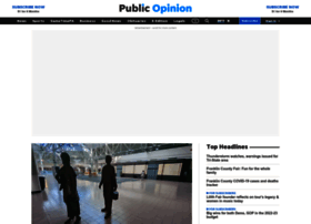publicopiniononline.com