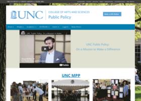 publicpolicy.unc.edu