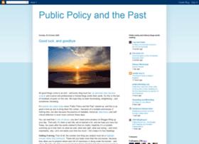 publicpolicypast.blogspot.co.uk
