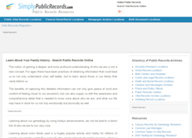 publicrecordsarchives.com
