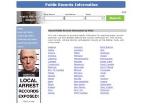 publicrecordsinfo.com